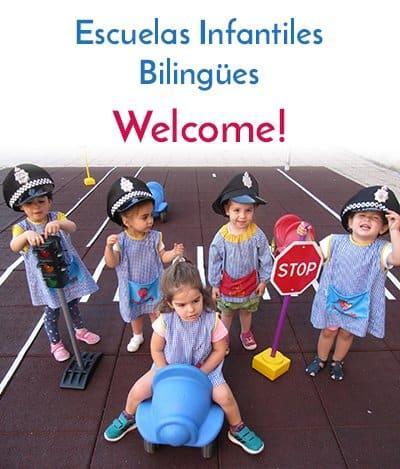 escuelas infantiles bilingües
