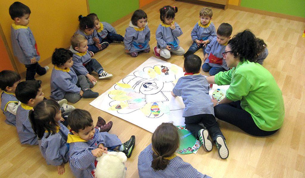 centros infantiles bilingües