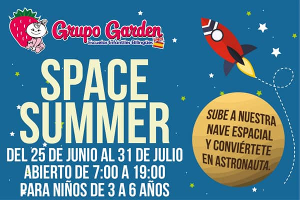 space summer 2018
