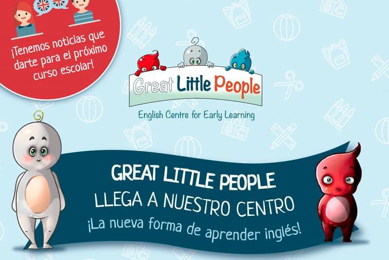 método de inglés de Escuelas Infantiles Garden