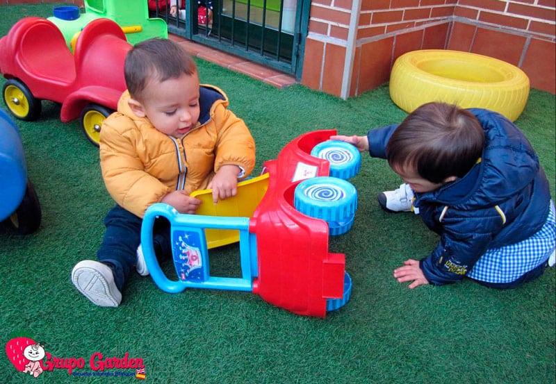 el juego y los juguetes