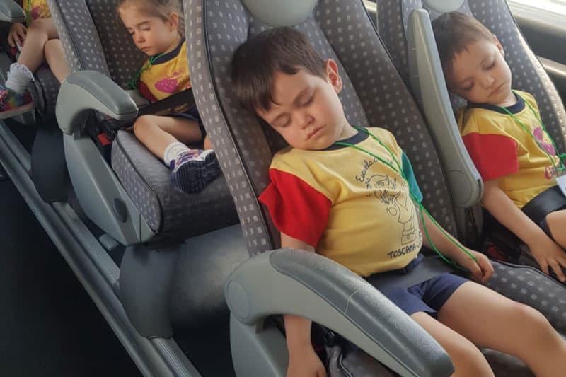 conseguir un buen hábito de sueño